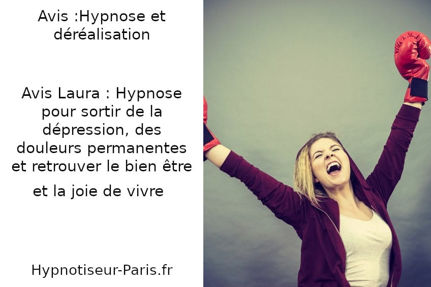 Avis - Hypnose solution pour sortir de la derealisation : Sortir des douleurs permanentes de la dépression et des angoisses pour retrouvez le bien etre et la joie de vivre Shaff Ben Amar Hypnose Bourg-la-Reine