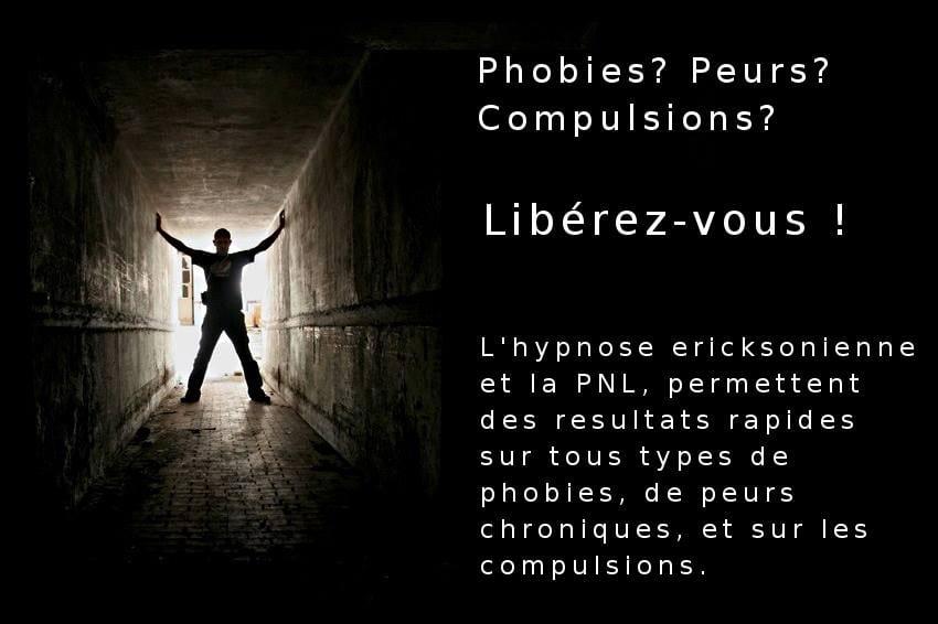 Supprimer les peurs, les Phobies, les angoisses 2 - Shaff Hypnose - Bourg-La-Reine