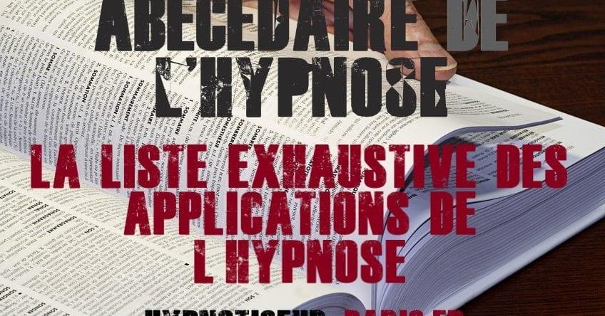 Shaff Ben Amar Hypnose - Abecedaire de lhypnose - Hypnotiseur a Paris - Bourg-la-Reine