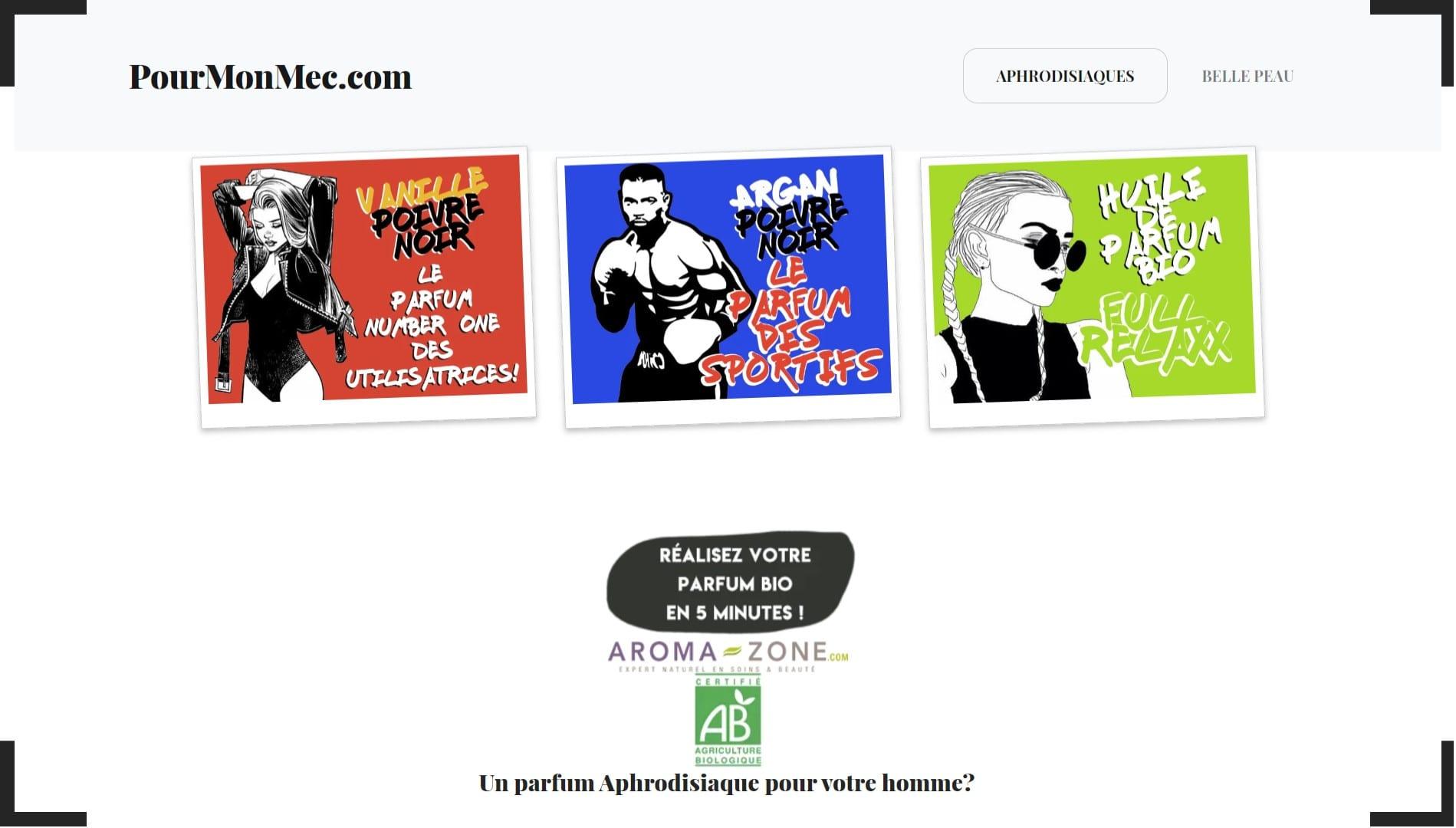 Pourmonmec.com Partenaire du Site Hypnotiseur-paris.fr