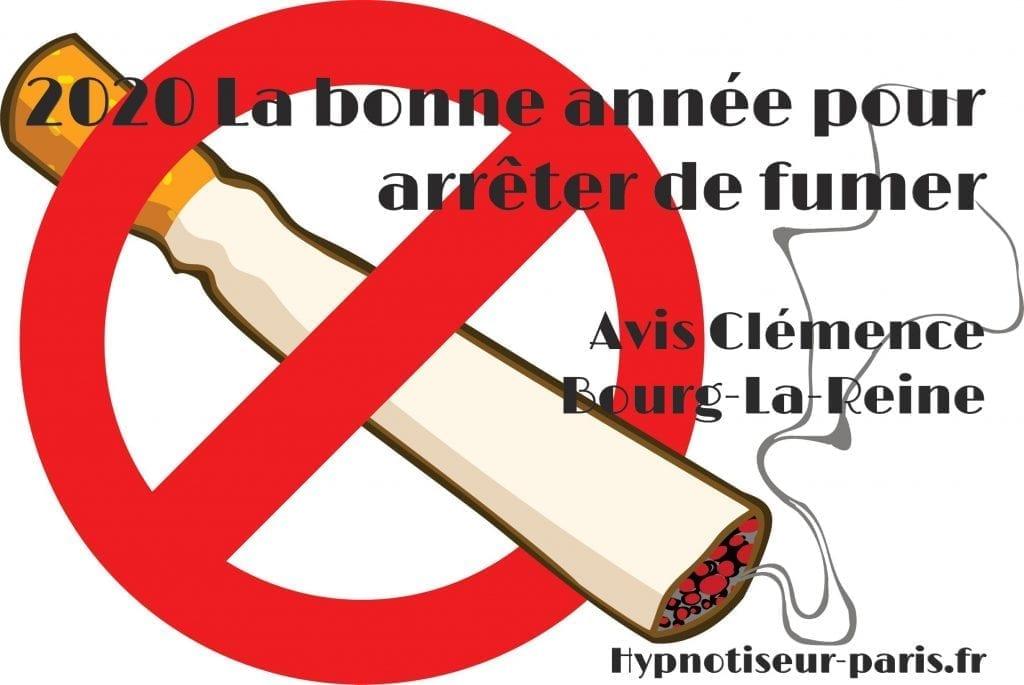 Arrêt du tabac Clémence Avis - 2020 la bonne année pour arrêter de fumer - Shaff Hypnose Bourg-la-Reine , Hypnose et arrêt du tabac Bourg-La-Reine,Hypnose et arrêt du tabac Sceaux,Hypnose et arrêt du Tabac Fresnes,Hypnose et arrêt du tabac Cachan,Hypnose et arrêt du Tabac Arcueil,Hypnose et arrêt du tabac l'Hay-Les-Roses,Arrêter la cigarette en deux séances,Hypnotiseur-paris.fr