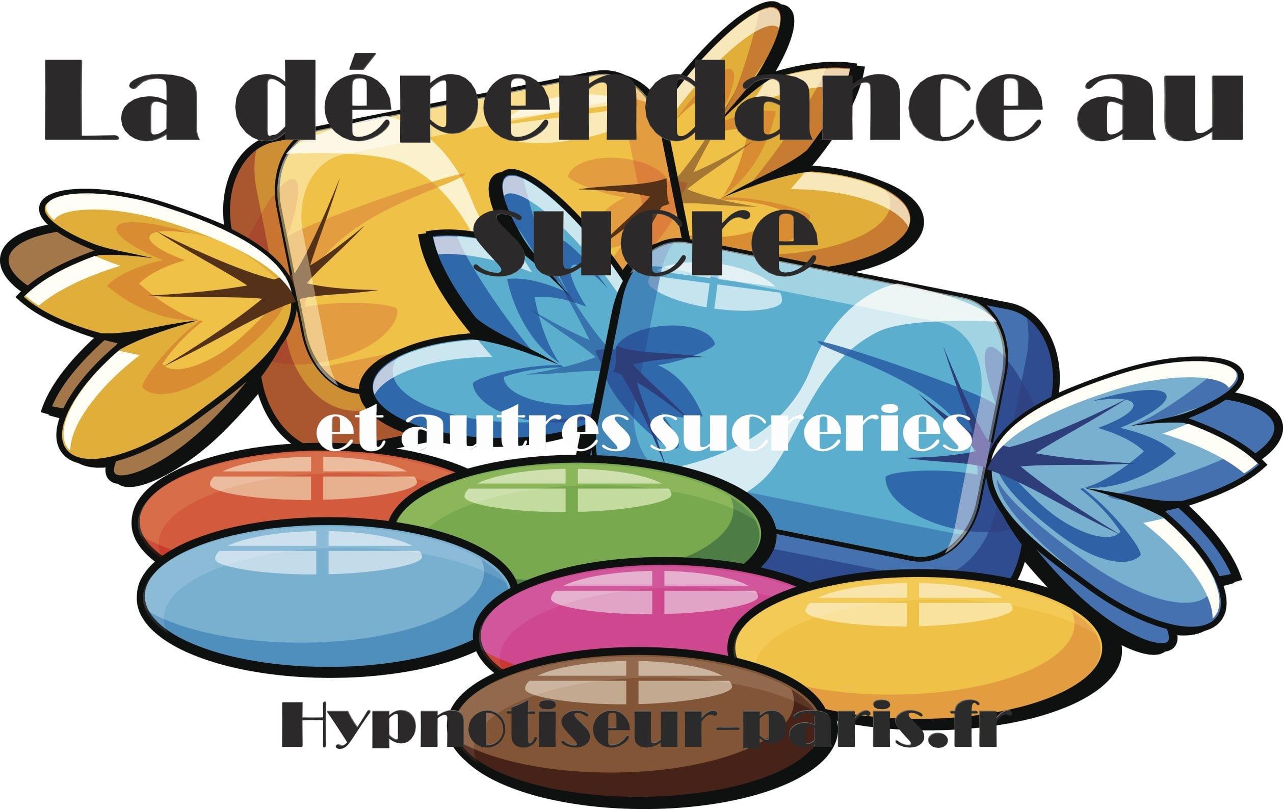 La dépendance au sucre et autres sucreries Shafik Ben Amar Hypnose Bourg-La-Reine